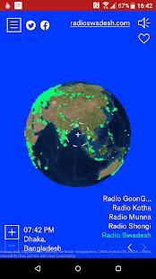 Radio Garden - náhled