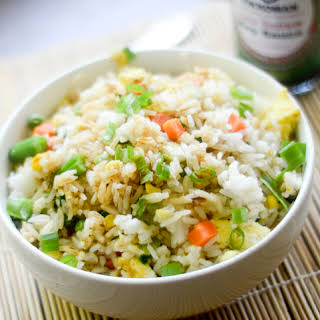 Weight Watcher's Fried Rice.