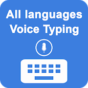 All Languages Voice Typing Keyboard