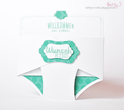 Photo: http://bettys-crafts.blogspot.de/2014/03/windel-karte.html