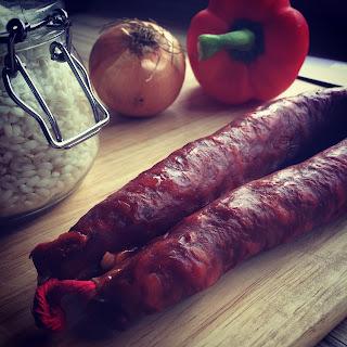 Chorizo and Red Pepper Risotto