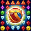 Jewel Ancient: find treasure in Pyramid icon