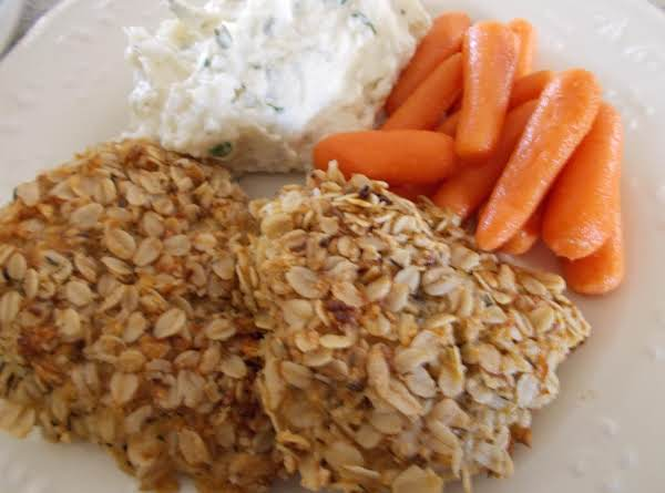 Oatmeal Chicken Recipe