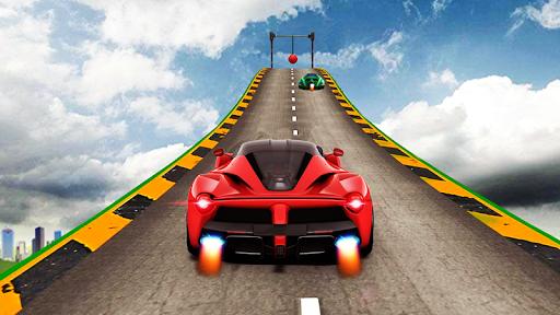 Car Stunt Racing On Impossible Track 1.0 screenshots 1