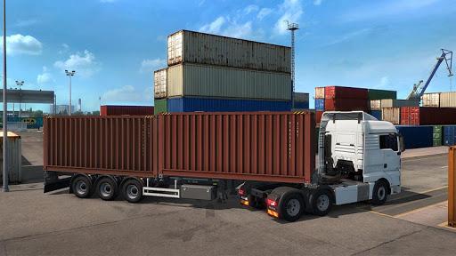 Euro Grand Truck Driving Simulator 2020 android2mod screenshots 3