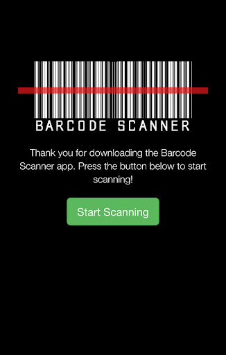 AE Barcode Scanner