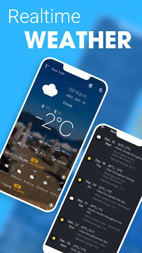 Weather forecast - Weather & Weather radar screenshot 2