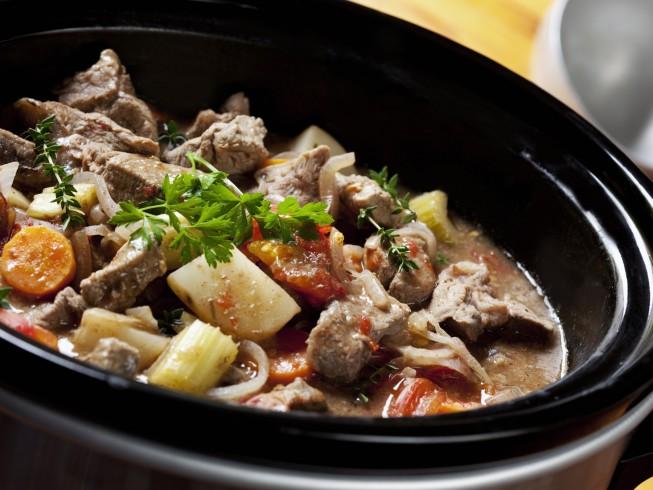Slow Cooker Beef Heart Stew Recipe