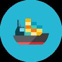 Marine Tracker - Maritime traffic - Ship radar icon