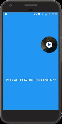 !¡Ads Free¡! Music YouTube - Float Screen-Off Mode 3.6 screenshots 19