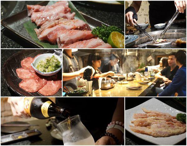 台南燒肉推薦 台南美食 中西區 㕩肉舖 Pankoko × 燒肉專門店