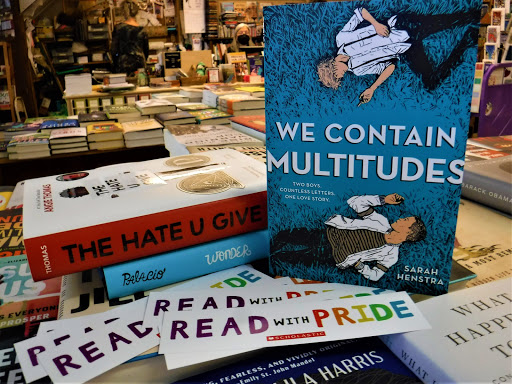 Vermont Reads program to spotlight challenges of state's LGBTQ youth