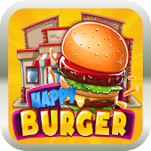 Happy Burger Dash