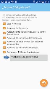 Urgencias Extrahospitalarias screenshot 2