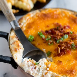 Warm Loaded Baked Potato Dip