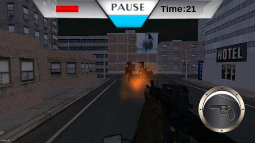 玩免費賽車遊戲APP|下載MotoBike Road Shooter Fever 3D app不用錢|硬是要APP