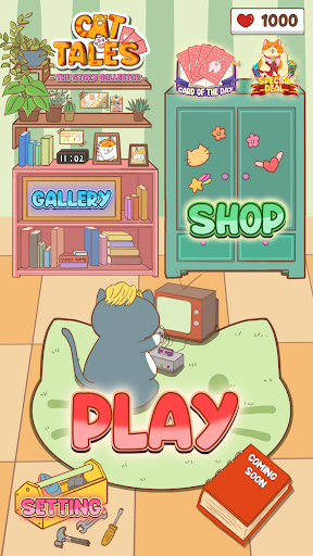 Cat Tales - The Story Collector 1.072907 screenshots 2