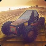 Beach Buggy Transporter Icon