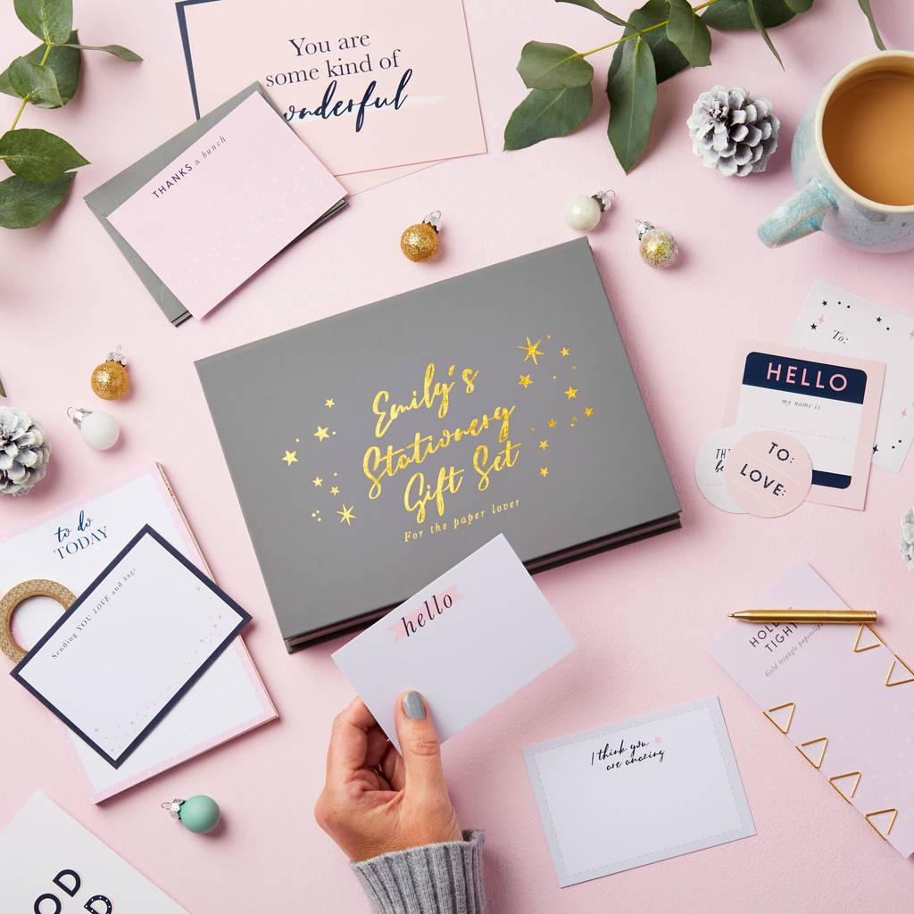 Image result for personalised stationery