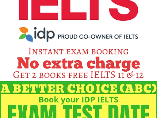 A BETTER CHOICE (ABC) IELTS