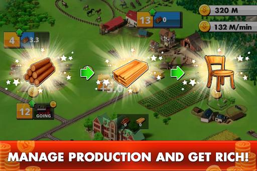 Idle Train Empire screenshots 2
