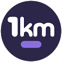 1km - Neighbors, Groups, New relationships icon