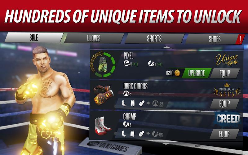 Real Boxing 2 ROCKY Screenshot 18