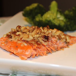 Maple Bacon Salmon.