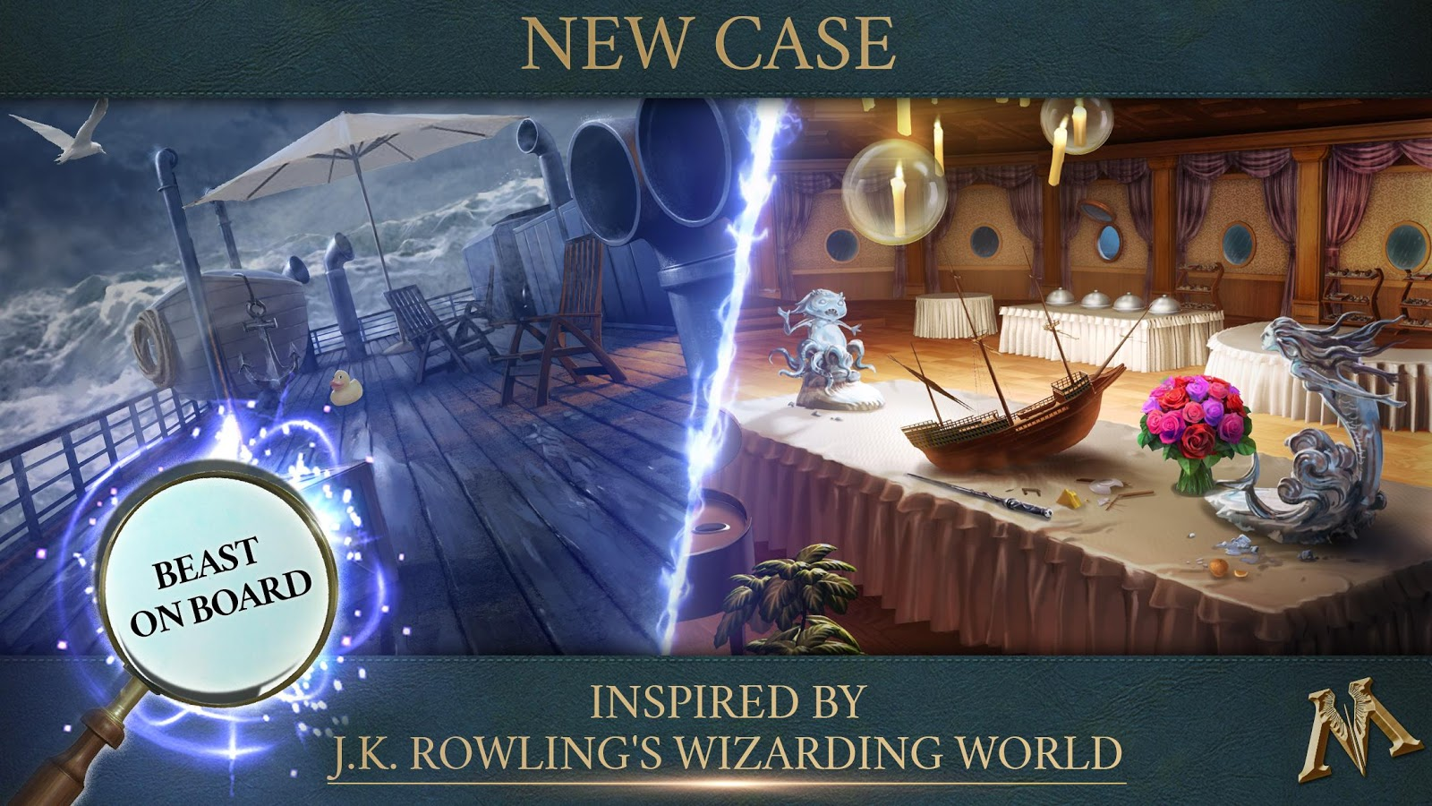 Fantastic Beasts™: Cases- screenshot