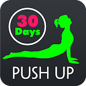 30 Day Push Up Challenges