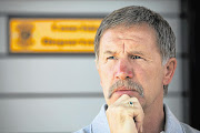 Stuart Baxter. File photo