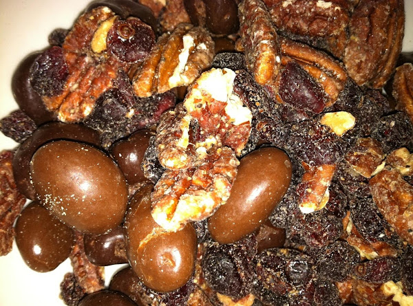 Razzled Dazzled Nuts ! Recipe
