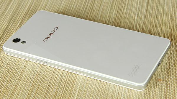 Camera với nhiều tùy chỉnh hấp dẫn của Oppo Mirror 5