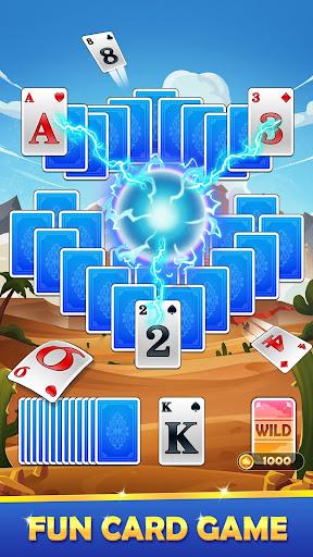 Solitaire Tripeaks : Lucky Card Adventure filehippodl screenshot 3