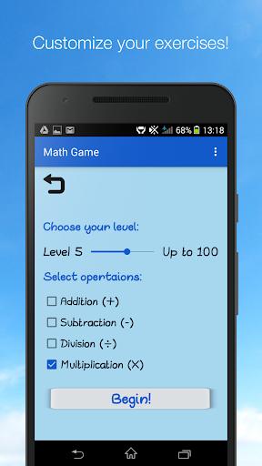 Math Game - Unlimited Math Practice  screenshots 4
