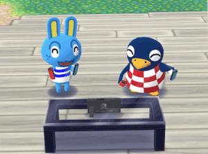 プースケとペンタのゲーム対決