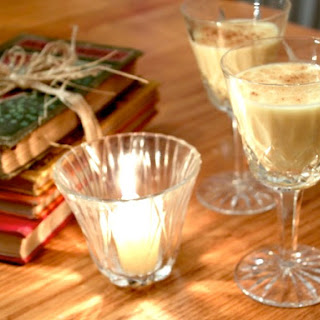 Homemade Eggnog