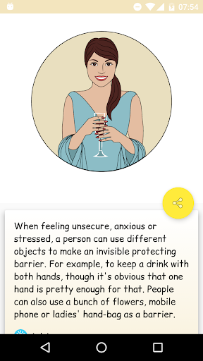 Body language - Trick me. Analyzing of Gestures 9.0 screenshots 9