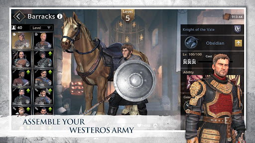 Game of Thrones Beyond the Wallu2122 apkdebit screenshots 3