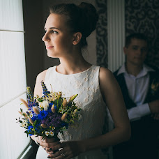 Wedding photographer Evgeniy Zagurskiy (NFox). Photo of 13.10.2015