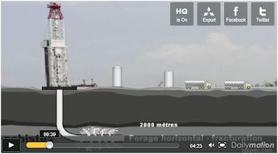 """Photo: Vidéo: """"Gaz de schiste & l'eau"""". D.Mermet / F.Nicolino émission du 24 février 2011 http://www.dailymotion.com/video/xh8jnq_gaz-de-schiste-l-eau-c-est-quoi-igepac_news"""