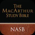 NASB MacArthur Study Bible icon