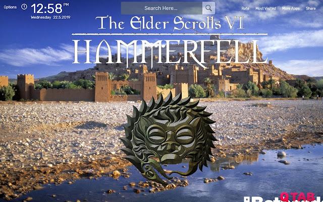 The Elder Scrolls 6 Wallpapers HD