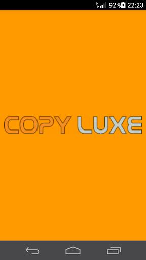 Copyluxe