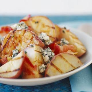 Grilled Apple Salad
