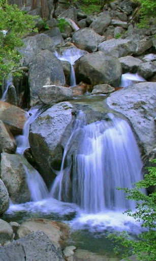 Supermagic waterfall
