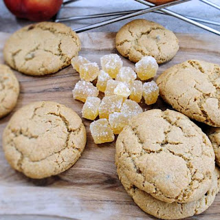 Ginger Cookies Without Molasses Recipes