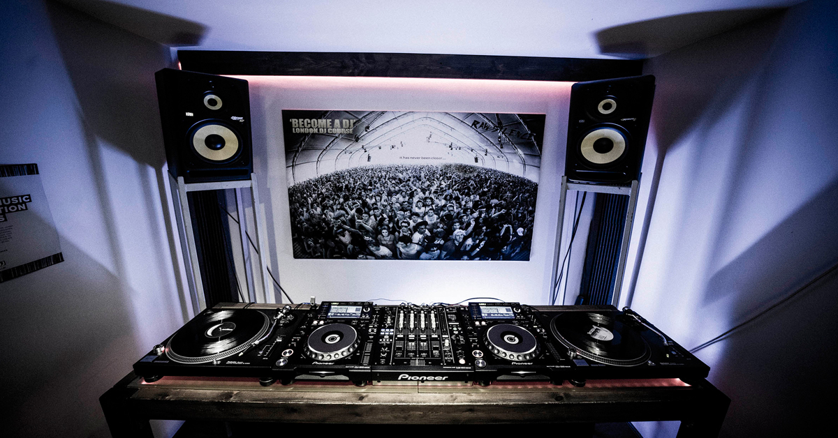 DJ Courses, Workshops and Music Production Courses