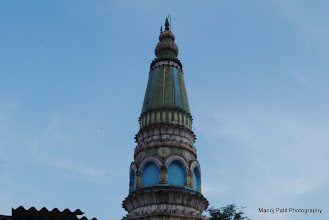 Photo: Temple Top in Dhavale Village....