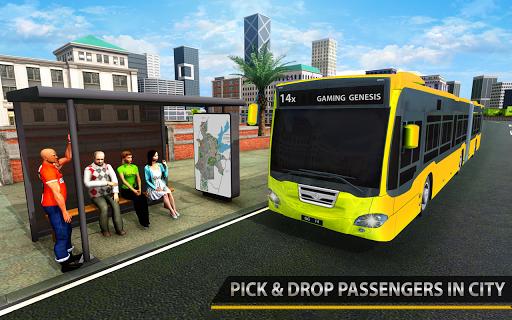 Code Triche Modern City Bus Driving Simulator | New Games 2020 mod apk screenshots 5